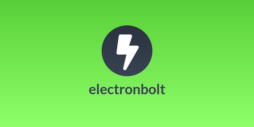 electronbolt