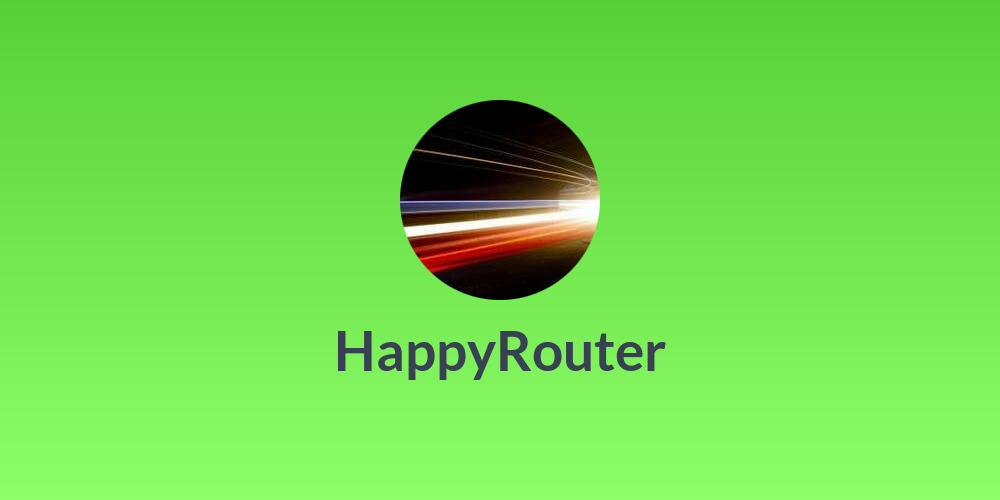 HappyRouter