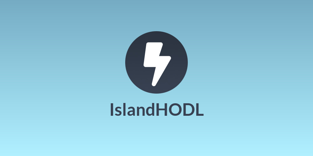 IslandHODL