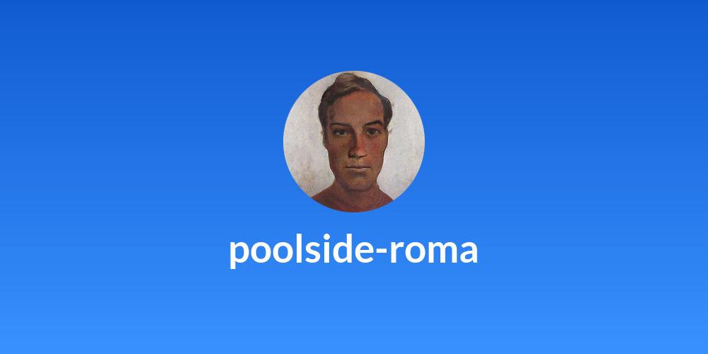 poolside-roma